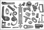 Precision castings - Locks, Fittings