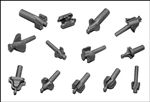 Precision castings - Cutters